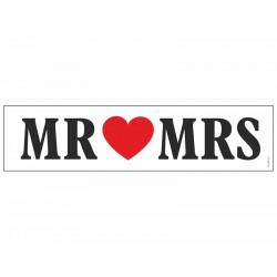 Tablice rejestracyjne Mr Mrs