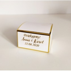 Spersonalizowane pudełka na...