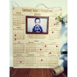Kalendarz na Dzień Babci i...