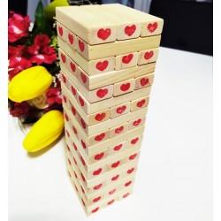 Wieża gra dla zakochanych