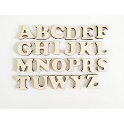 Literki, alfabet 3 cm