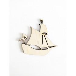 Statek do decoupage,...
