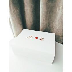 Eleganckie pudełko na...