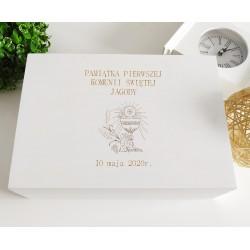 Pudełko Pamiątka I Komunii...