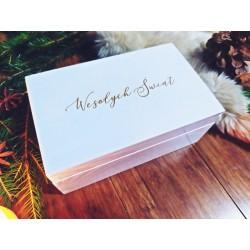 Świąteczne pudełko - zapach...