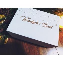Świąteczne pudełko -...