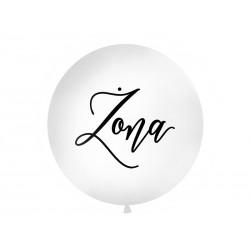 Balon olbrzym 1 m - żona...