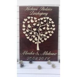 Drzewko Kochanym Rodzicom...